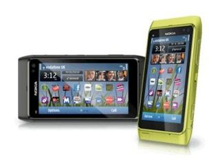 The Nokia N8 coming to Vodafone in lime green