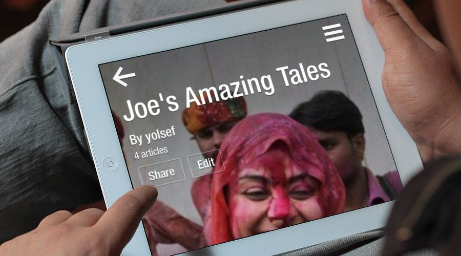 Make your own magazines in Flipboard 2.0