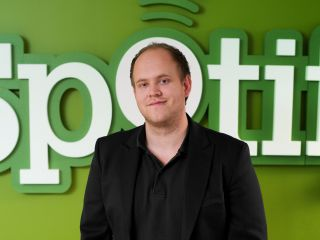 Spotify CEO and founder Daniel Ek is glad to bring two million new tunes to his music streaming service