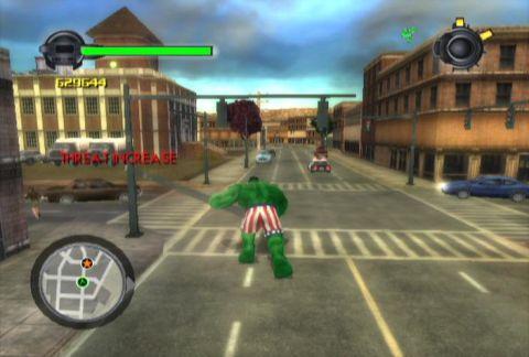 The Incredible Hulk Ultimate Destruction Review Gamesradar