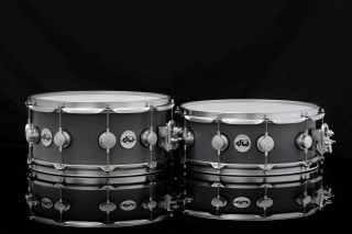 DW's concrete Collector's snare