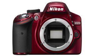 Nikon D3200 sensor