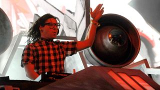 Skrillex: the man who brought bass music to the American masses.