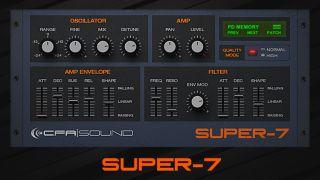 Super-7: not a prequel to the film Super 8.