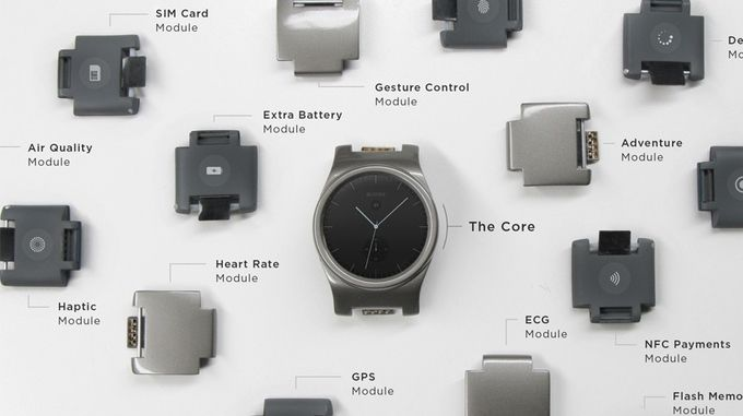 Build your very own smartwatch from scratch with this newly-funded Kickstarter hit