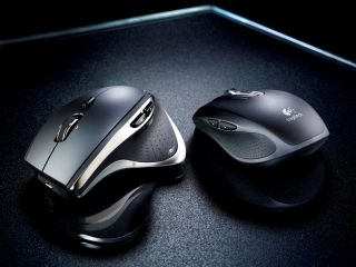 Darth Vader's peripheral of choice - Logitech's new Darkfield mice