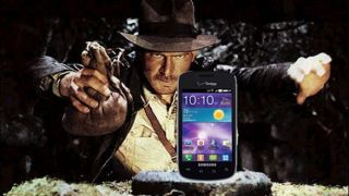 Indiana Jones Samsung Illusion