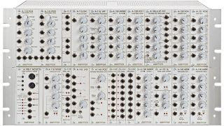 The Doepfer A-100 heralded the dawn of Eurorack system