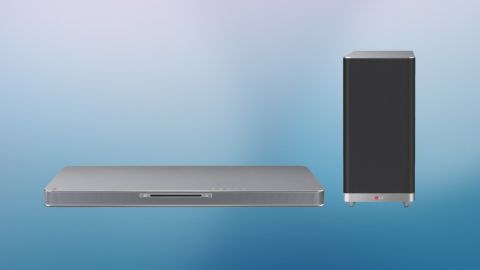 LG LAB540 SoundPlate Blu-ray Player