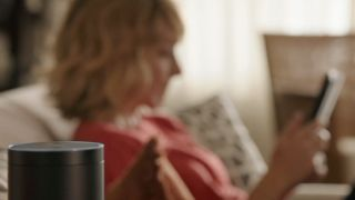 Amazon Echo listening