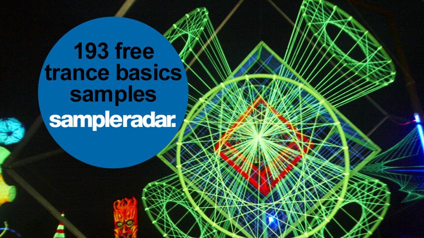 SampleRadar: 193 free trance basics samples | MusicRadar