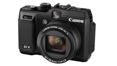 Canon G1 X review