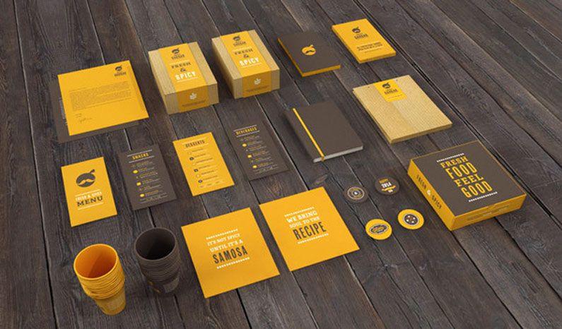 Restaurant branding st...N Company Logos