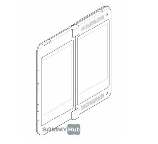 A DS esque concept from Samsung