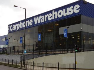 Carphone Warehouse: doing pretty well, by all accounts