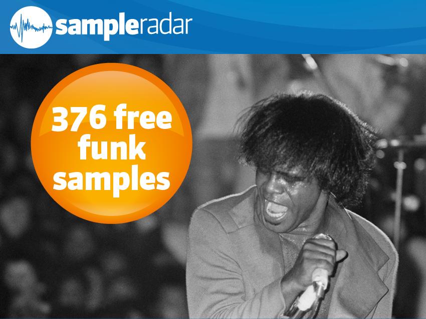 SampleRadar: 376 free funk samples   MusicRadar