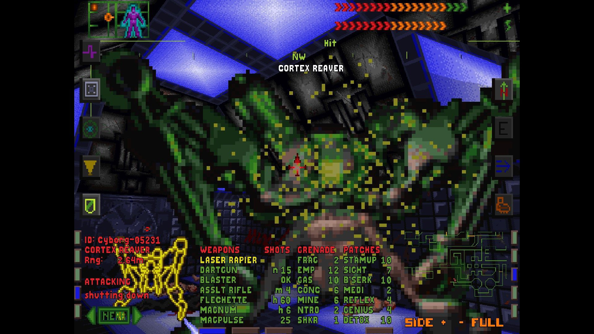 System Shock is getting a remake | PC Gamer