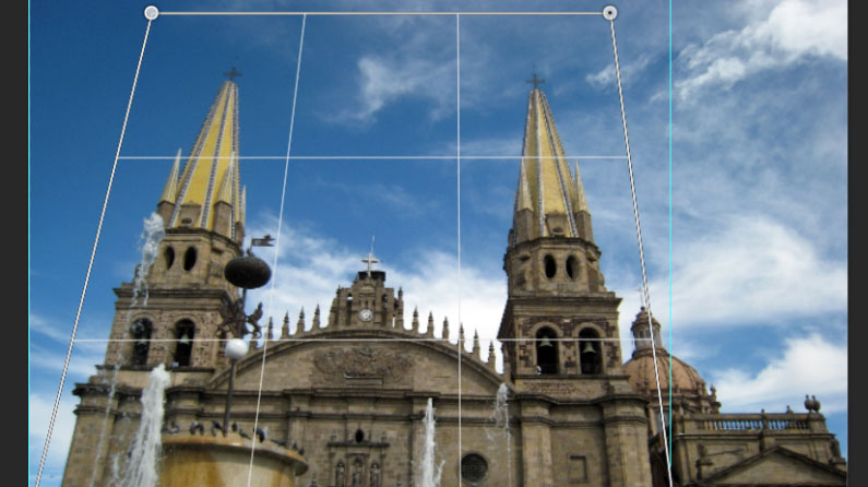 3 ways to fix perspective errors in Photoshop | Creative Bloq