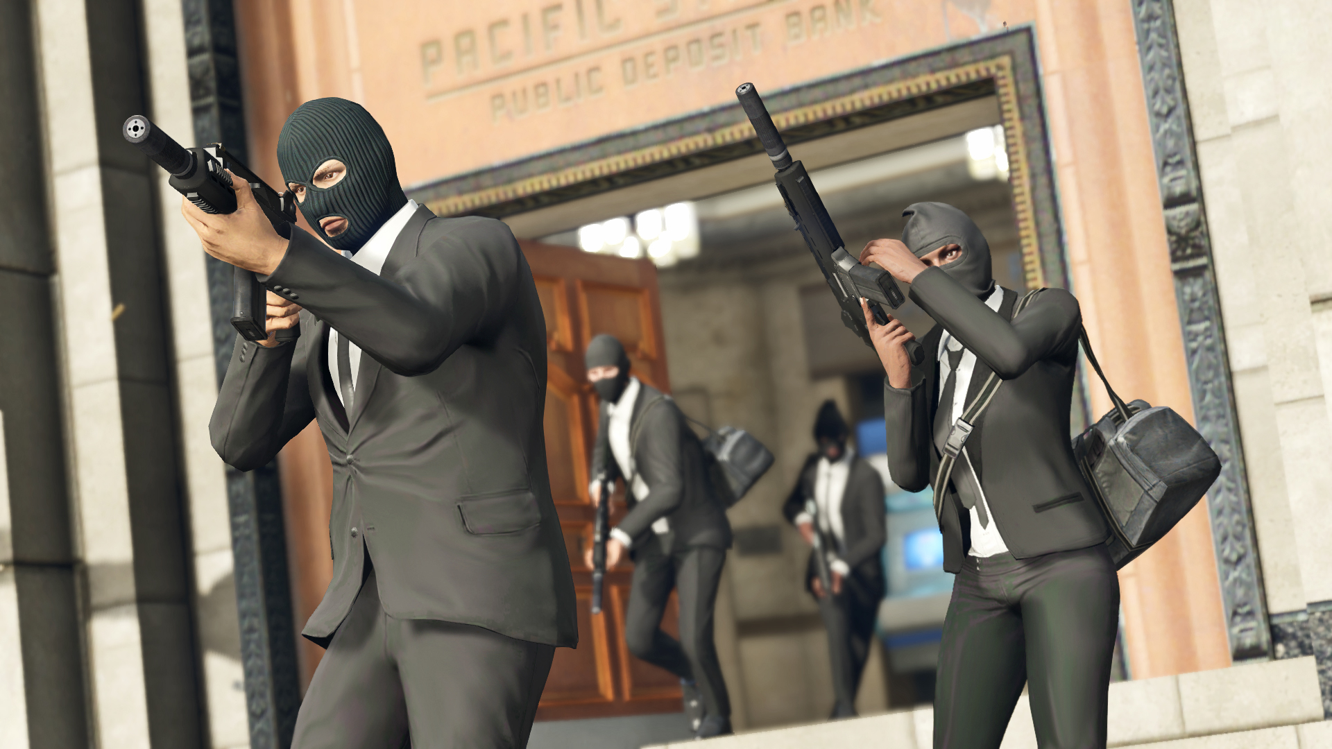 what all can you do in gta 5 online
