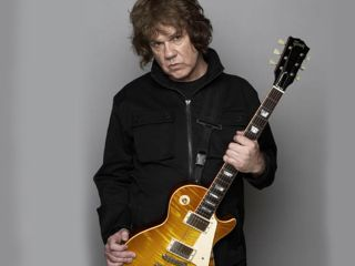 Gary Moore: does he own Ronnie Montrose's stolen Les Paul?