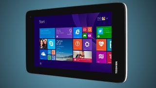 Bargain basement 7-inch Toshiba Encore Mini Windows 8.1 tablet announced