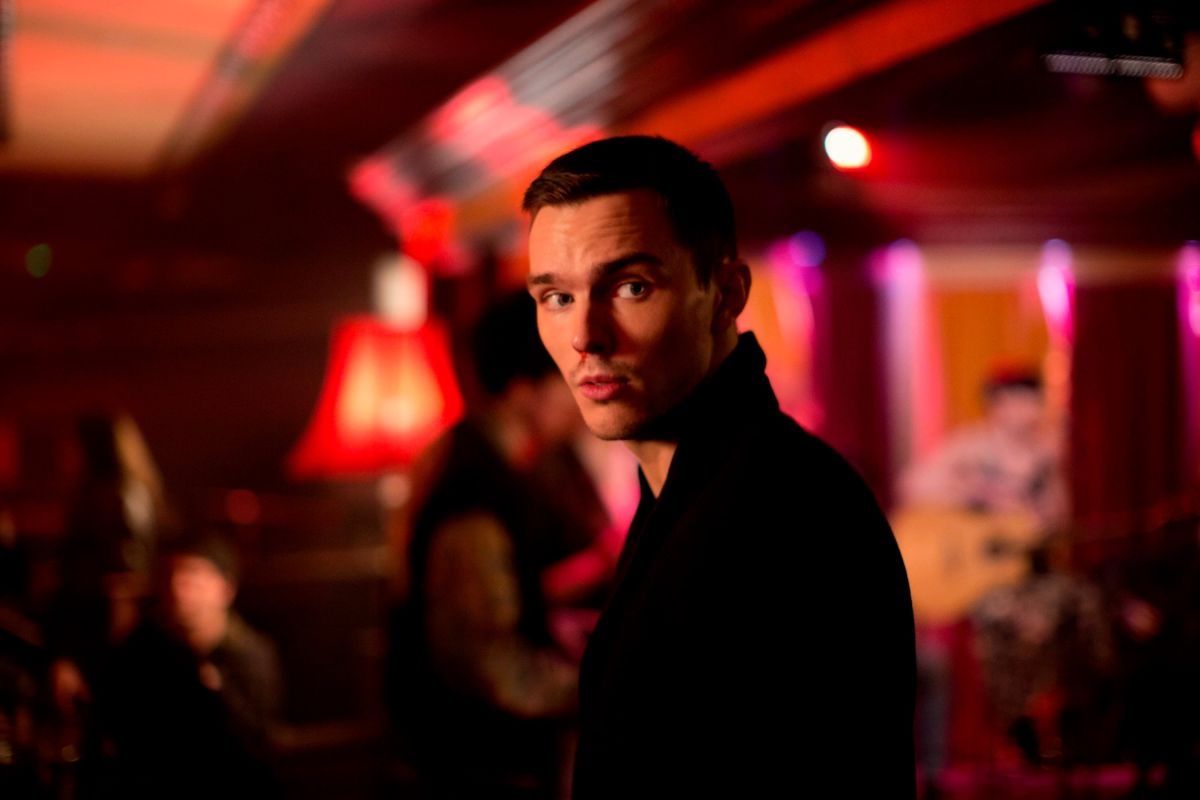 Exclusive: Nicholas Hoult searches for the next big thing in Kill Your Friends clip