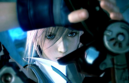 Final Fantasy XIII locked to 720p on PC | PC Gamer