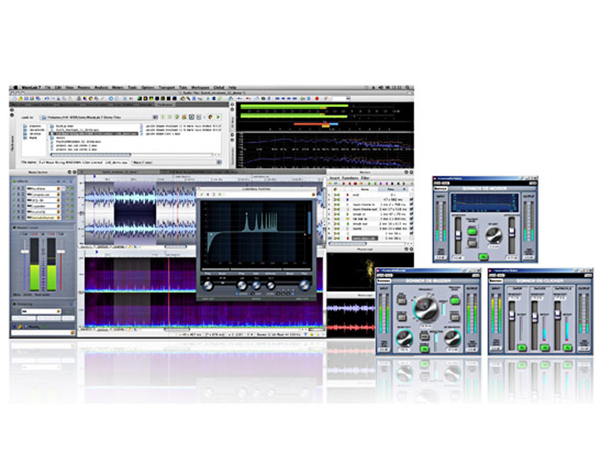 Steinberg announces wavelab 7 for mac os x and windows prosoundweb.