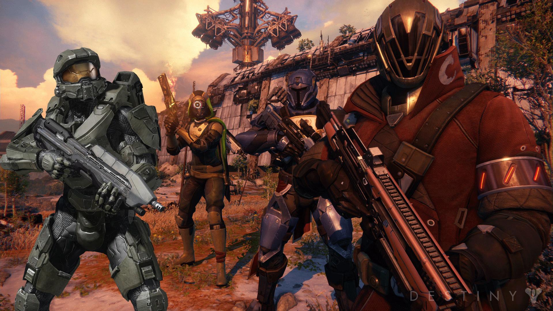 8 ways Destiny is in NO WAY similar to Halo   GamesRadar+
