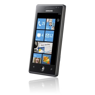 Samsung announces two WP7 Mango phones