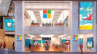 Sydney Microsoft store