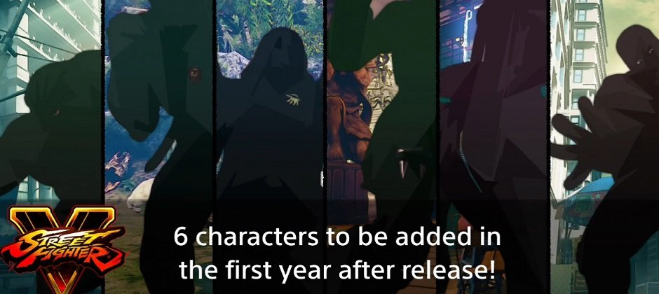 Street Fighter 5's six secret DLC characters may have