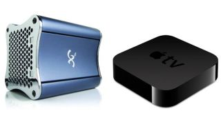 Apple TV vs. Steam Box