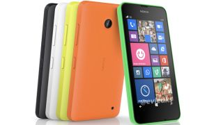 Another look at the rumoured Nokia Lumia 630 shows no camera button or flash