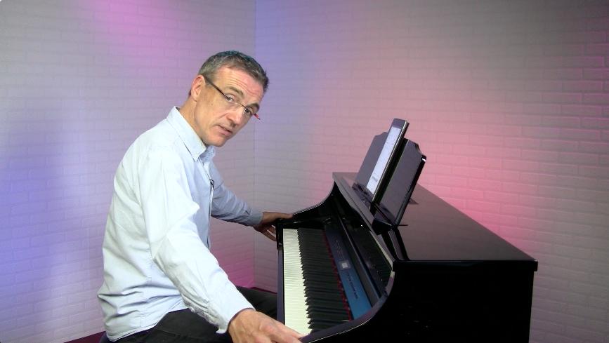 MusicRadar basics: setting up your digital piano