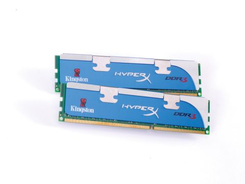 Kingston HyperX PC3-13000 1,625MHz