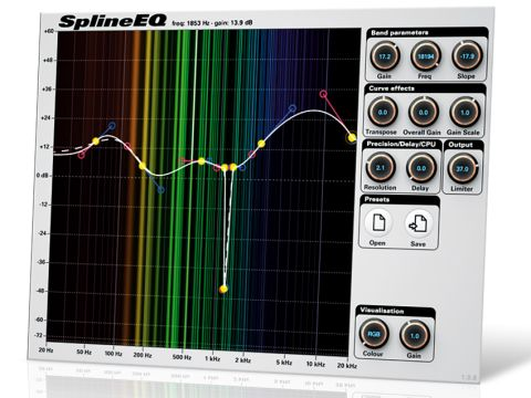 SplineEQ offers exceptional value for money for such a powerful tool.