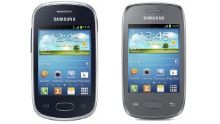 Samsung Galaxy Star and Galaxy Pocket Neo target youth