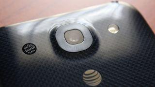 LG Optimus G Pro speaker