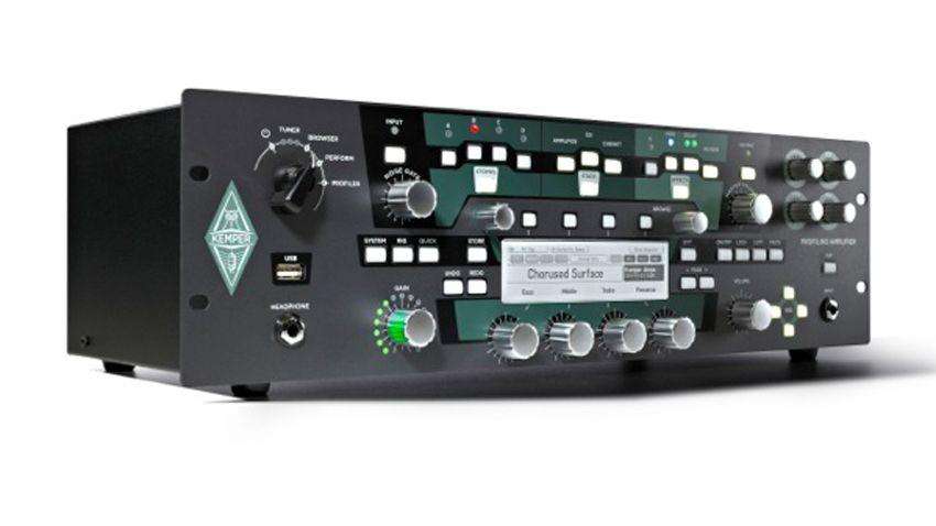 namm 2013 video kemper amps demo the kemper profiler rack musicradar. Black Bedroom Furniture Sets. Home Design Ideas