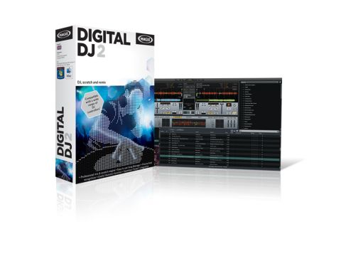 Digital DJ2 supports a wide range of controllers from the likes of Allen & Heath, Numark and Behringer.