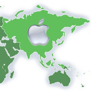 Apple wants to take over Asia with the iPhone