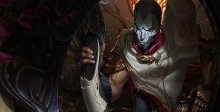 League of Legends Jhin