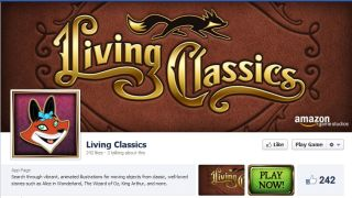 Amazon gets into social gaming with the launch of Living Classics