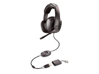 Plantronics release Gamecom 7.1 surround sound gaming headset in UK