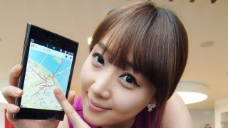 LG hopeful of UK Optimus Vu launch