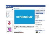 Scrabulous has been taken down by Facebook
