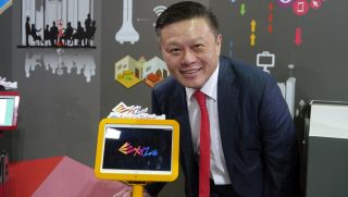 Simon Shen, CEO of XYZ Printing