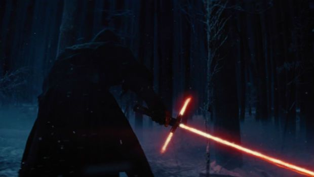 J.J. Abrams talks new lightsaber in Star Wars: The Force Awakens