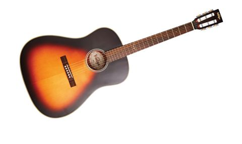 There's a distinct 'catalogue guitar' vibe to the Vintage Historic series